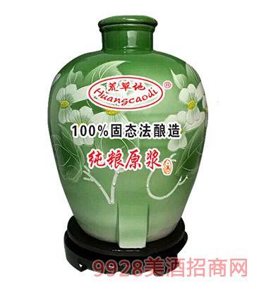 北茅(玉米)酒