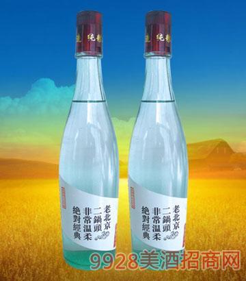 老北京二锅头480ml×12酒