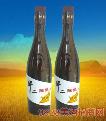 牛二陈酿480ml×12酒