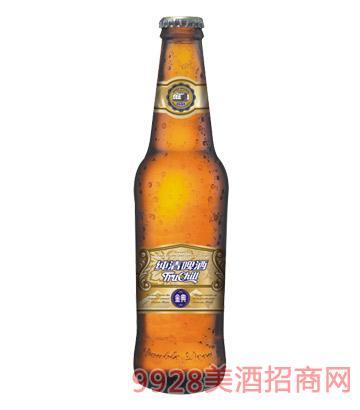 纯清金典啤酒315ml