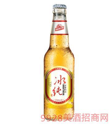 汉斯冰纯啤酒