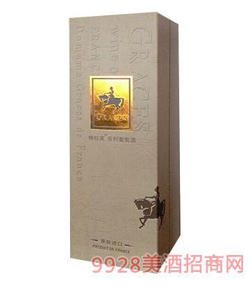 JLK-007葡萄酒礼盒
