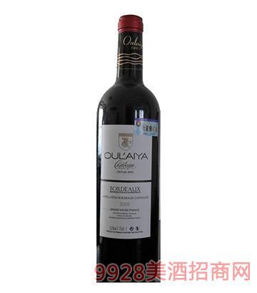 欧莱雅庄园2009赤霞珠葡萄酒