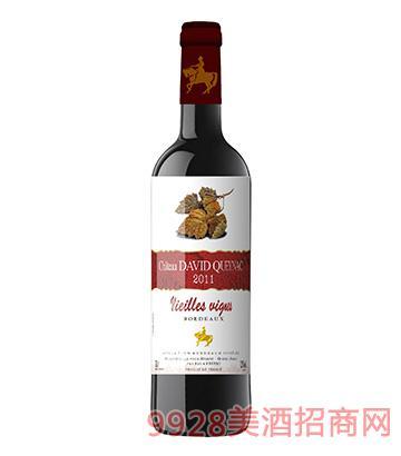 格拉芙城堡级老树干红葡萄酒