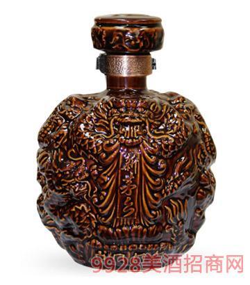 新茅乡酒收藏酒53度2500mlx2