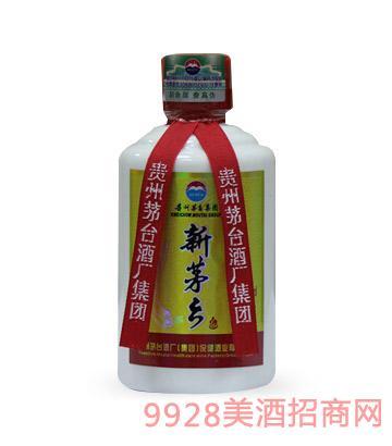 新茅乡酒浓香经典52度125mlx24