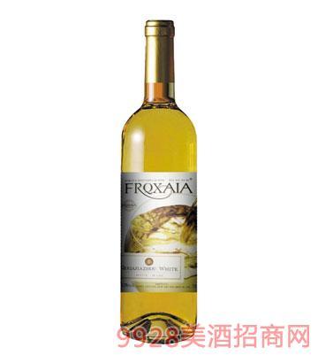 FSY004风时亚干白葡萄酒