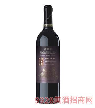 HX002-4星珍藏干�t葡萄酒