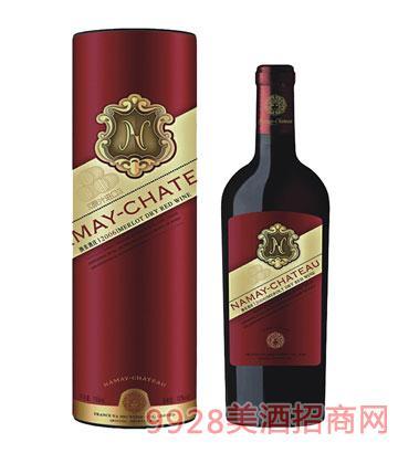 NM027-纳美2006美乐干红葡萄酒