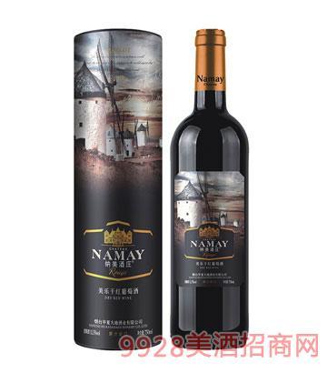 NM022-纳美2008美乐干红葡萄酒