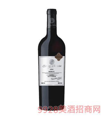 NM007-纳美2004美乐干红葡萄酒