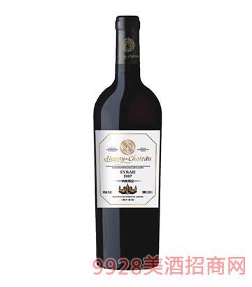 NM003-�{美2007西拉干�t葡萄酒