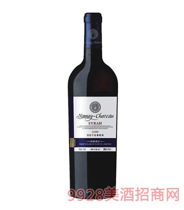 NM001-纳美2009西拉干红葡萄酒