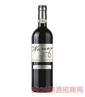 NM038纳美酒庄2008赤霞珠干红葡萄酒