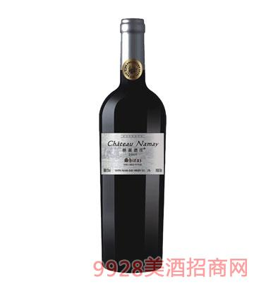 NM037纳美酒庄2008西拉干红葡萄酒