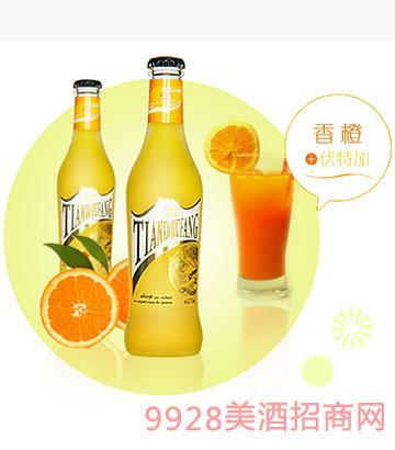 天下水坊�u尾酒�r橙味