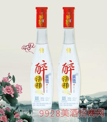 醉浮祥二锅头酒42度480ml清香型