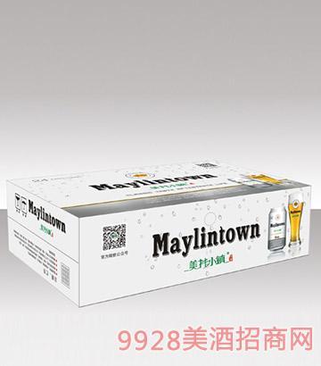美林小镇啤酒330ml拉罐