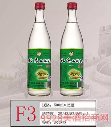 F3北京二��^酒500ml