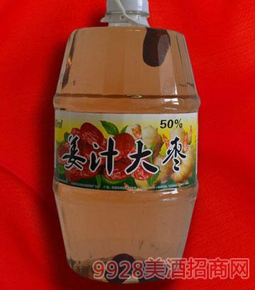 姜汁大��酒