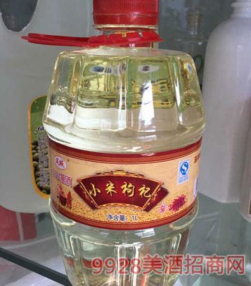 小米枸杞2斤酒