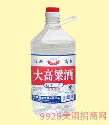 41大高粱酒3.2Lx4