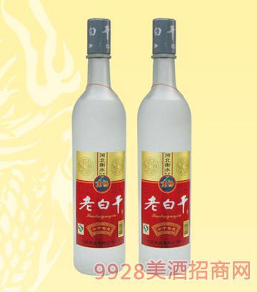 48老白干67度500mlx12酒