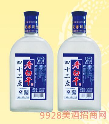 46老白干酒450mlx12