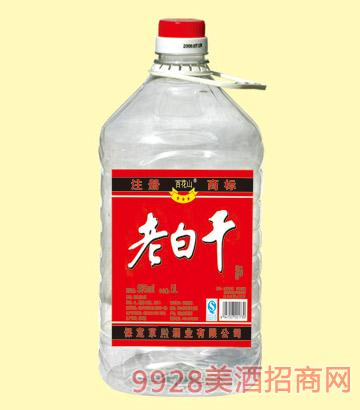 38老白干50度56度5L4.5L4L3.5L3Lx4酒
