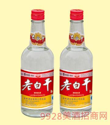 28老白干500mlx12酒