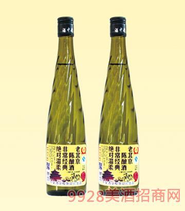 24老北京陈酿480mlx12酒