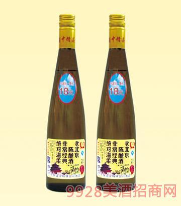 22老北京陈酿480mlx12酒