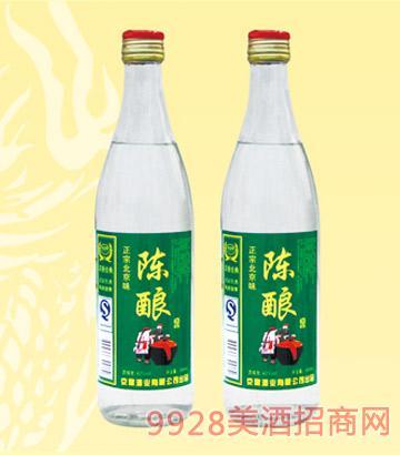 21陈酿490mlx12酒