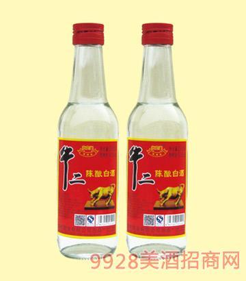17牛二陈酿白酒250mlx20