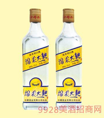 15绵柔大曲450mlx12酒
