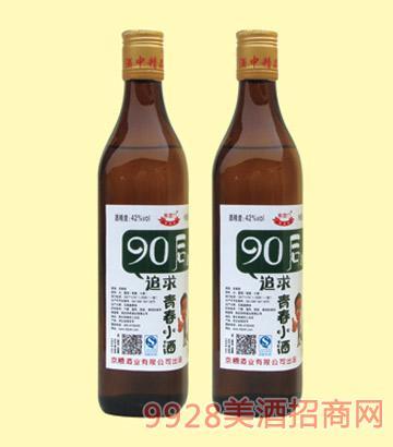 09青春小酒480mlx12