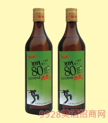08青春小酒480mlx12