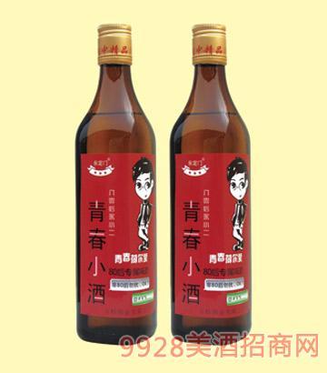 07青春小酒480mlx12
