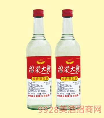 04绵柔大曲500mlx12酒