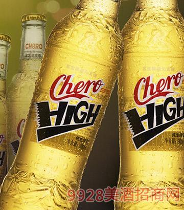 金龙泉HIGH啤啤酒