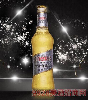 金典08纯生啤酒