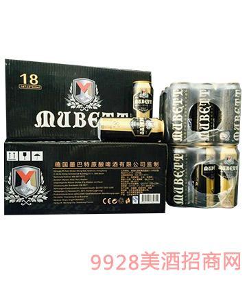 海特进口啤酒500mlx18