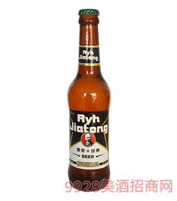 �典啤酒330ml