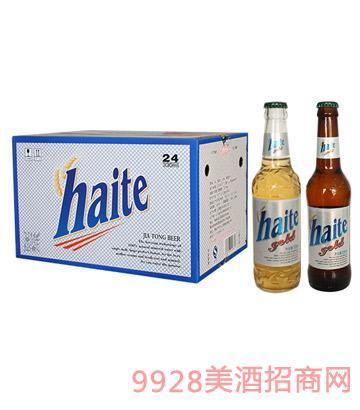 青岛海特啤酒330ml