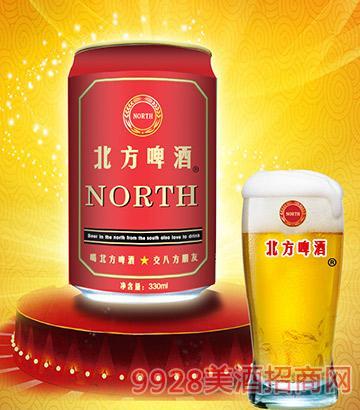330ml北方啤酒红装