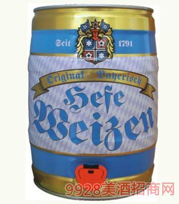 威欧白啤啤酒