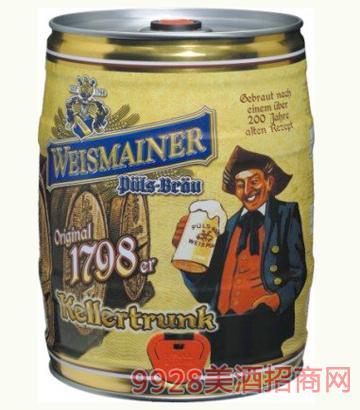 威斯玛窖藏黑啤啤酒