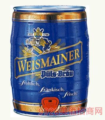 威斯玛乡村黄啤啤酒