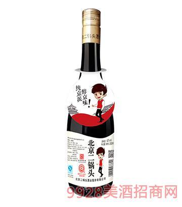 北京二锅头原浆260ml酒