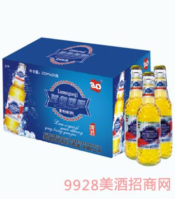 蓝色国际啤酒